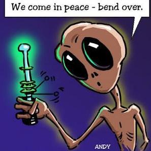 AlienProber